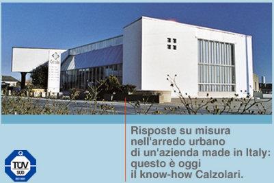 Calzolari srl rivenditore edile gonzaga mn gruppo dec for Calzolari arredo urbano